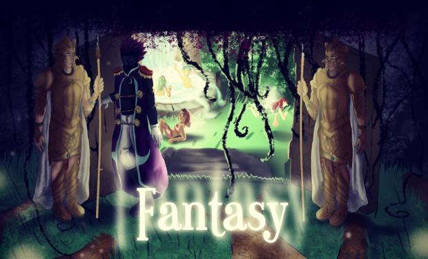 Project visual 1er Album : Fantasy