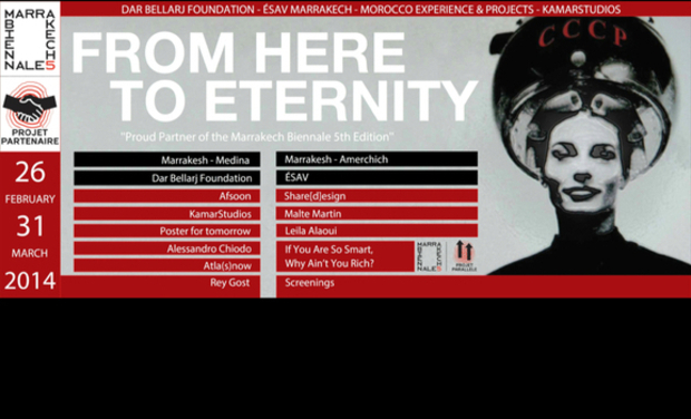Visuel du projet From Here to Eternity