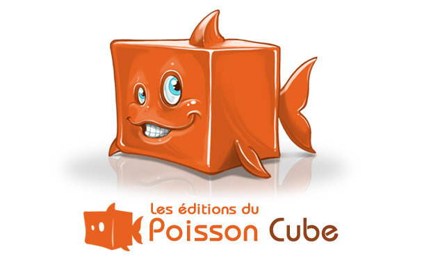 Visueel van project  Les Editions du Poisson Cube