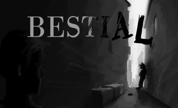 Project visual Bestial court métrage