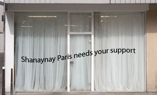 Project visual ·.¸¸.·*Shanaynay Paris needs your support .·*¨¨*