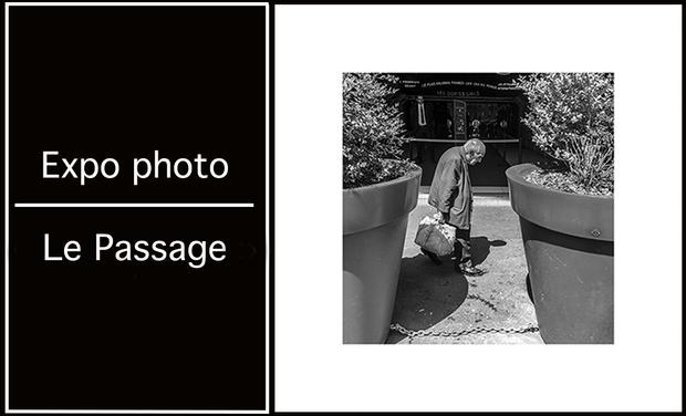 """Project visual LE PASSAGE - EXPO PHOTO AU """"59"""""""