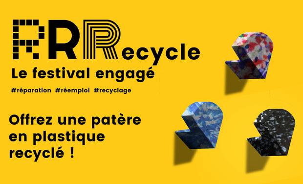 Visuel du projet RRRecycle - Festival de design engagé