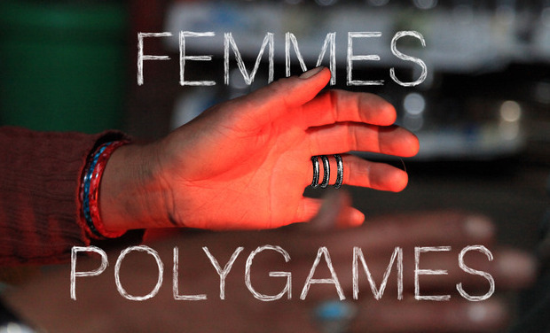 Project visual Femmes polygames