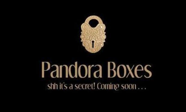 Visueel van project Pandora Boxes - Shhh!