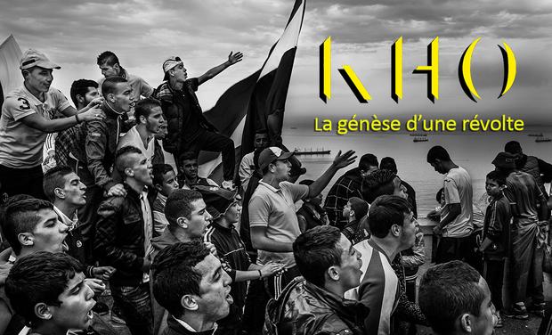 Project visual Kho, la génèse d'une révolte.