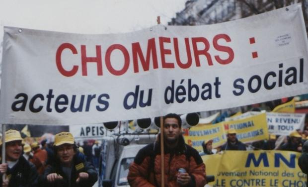 """Project visual DEVELOPPEMENT DU BULLETIN VLC  """"Vaincre le chômage"""""""