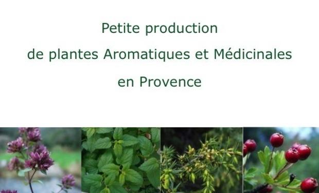 Visuel du projet Petite production de plantes aromatiques et médicinales en Provence