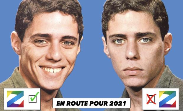 Project visual En route pour 2021