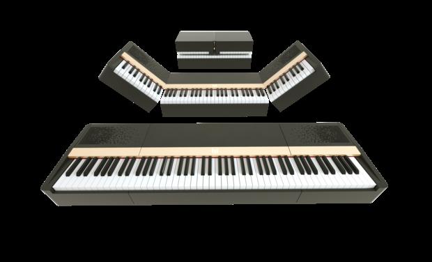 Project visual Piano Phoenix