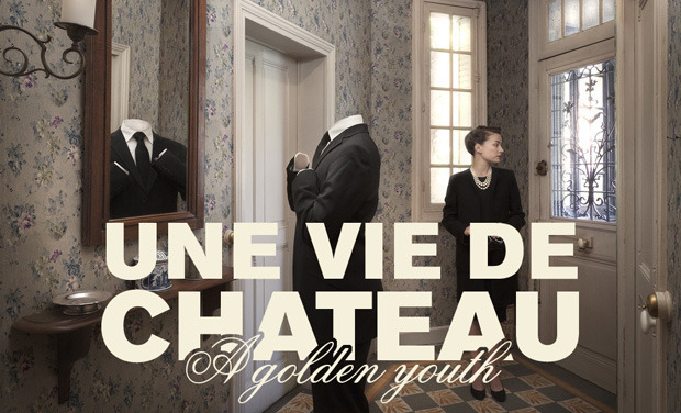 Project visual Une vie de château – A golden youth