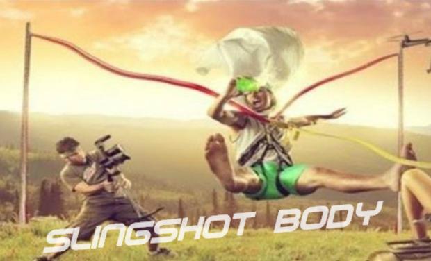 Project visual Slingshot Body !