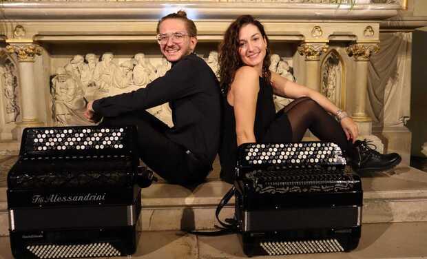 Visuel du projet Duo Evidenza - Premier Album !