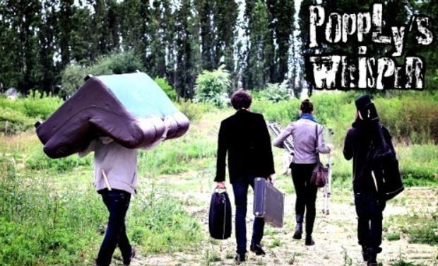 Project visual Démo et clip, soutenez le groupe Popply's Whisper