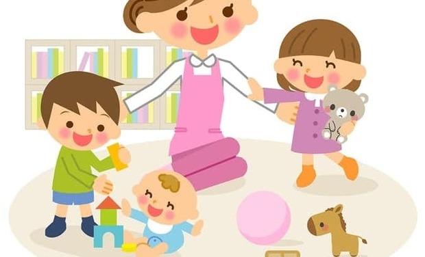 Project visual Création d'un lieu d'accueil pour enfants (Assistante Maternelle)