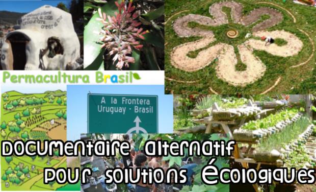 Project visual Documentaire alternatif pour solutions écologiques au Brésil