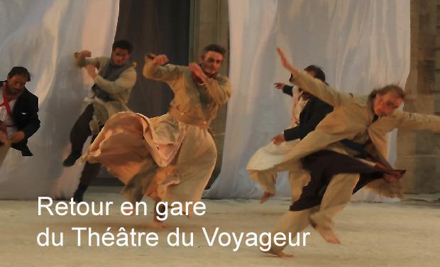 Visueel van project Théâtre du Voyageur, Retour en Gare