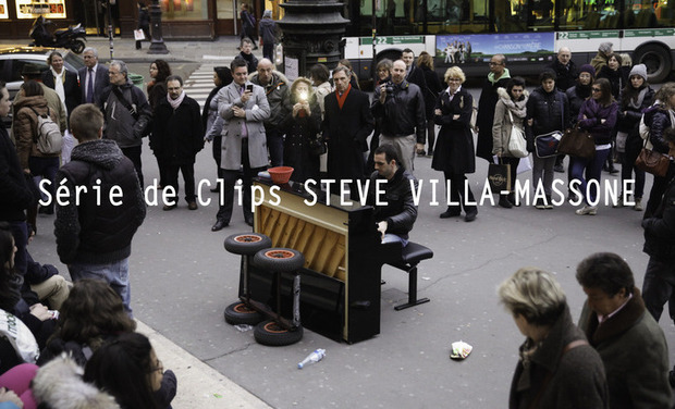 Project visual Série de Clips STEVE VILLA MASSONE