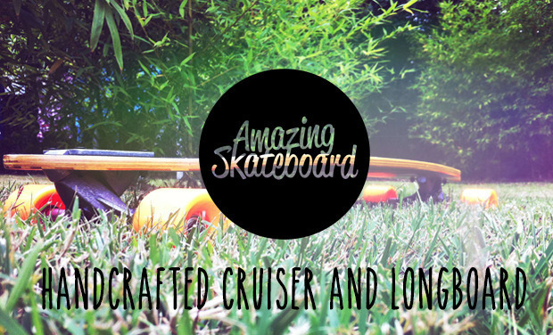 Visueel van project Amazing Skateboard