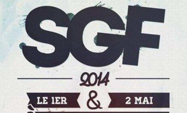 Visuel du projet SGF Festival 2014