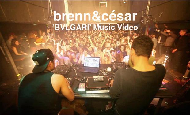 Visuel du projet Clip Vidéo de Brenn & César