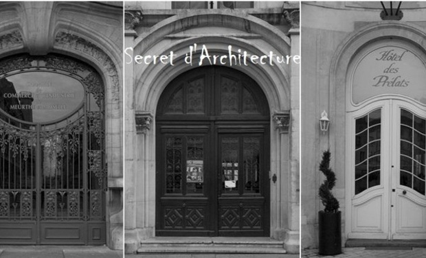 Visuel du projet Secret d'Architecture