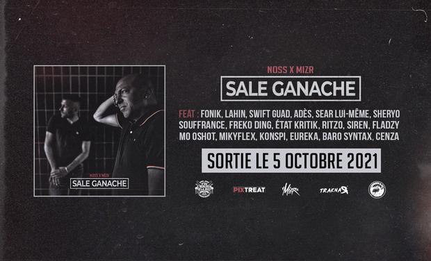 Visuel du projet Sale Ganache