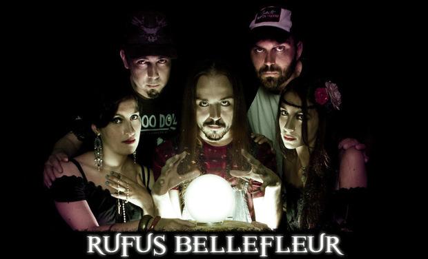 Visuel du projet Rufus Bellefleur - 2° Album