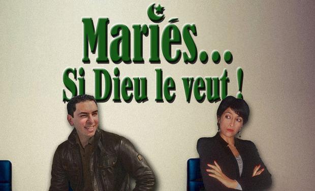 "Visueel van project ""Mariés si Dieu le veut !"" FILM"