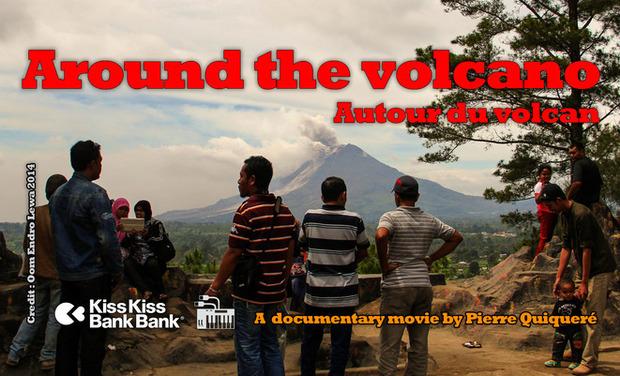 Visuel du projet Autour du volcan