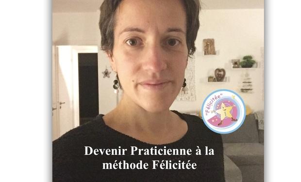 Visueel van project Devenir Praticienne à la MéthodeFélicitée
