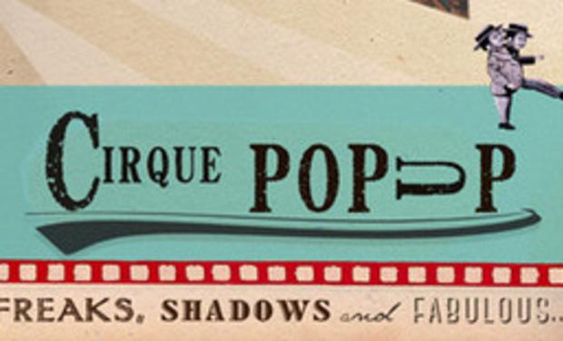 Visuel du projet Cirque Pop'up