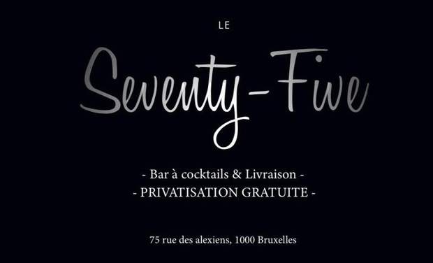 Project visual Sauvons le Seventy-five