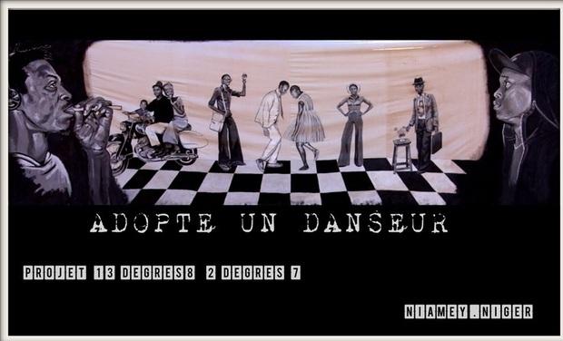 Visuel du projet Adopte un danseur :13degrés8-2degrés7
