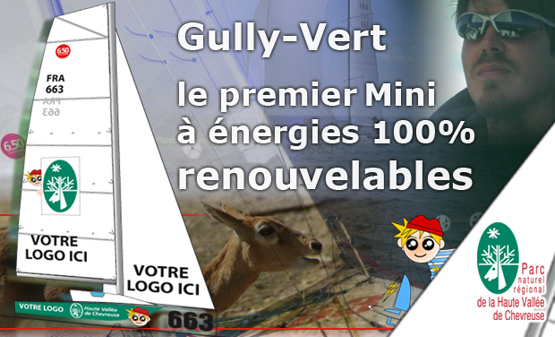 Project visual Gully-Vert