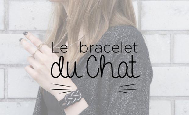 Visuel du projet Le bracelet du chat