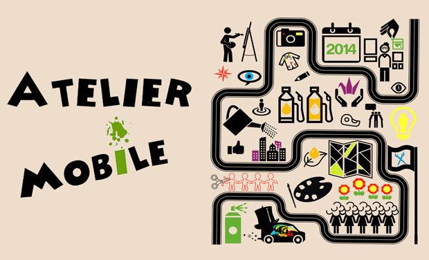 Visuel du projet L'atelier mobile