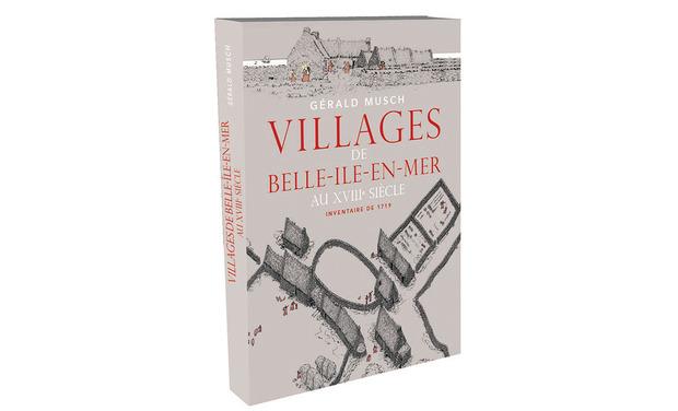 Project visual Villages de Belle-Ile-en-Mer au 18e siècle