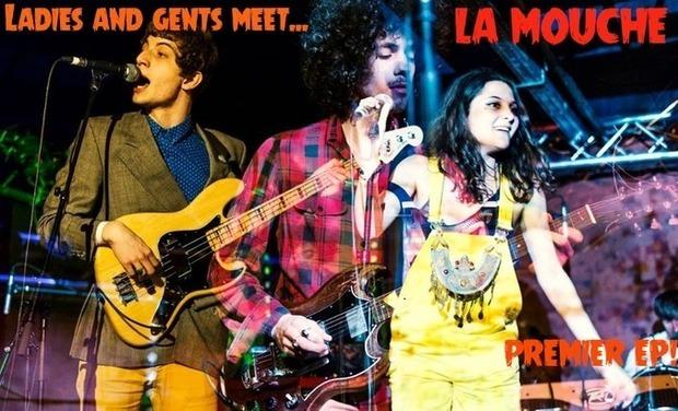 Project visual Ladies and Gents, meet La Mouche!
