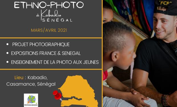 Visuel du projet Reportage Ethno-Photo au Sénégal