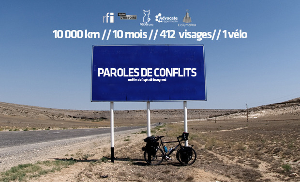 Project visual Paroles de conflits