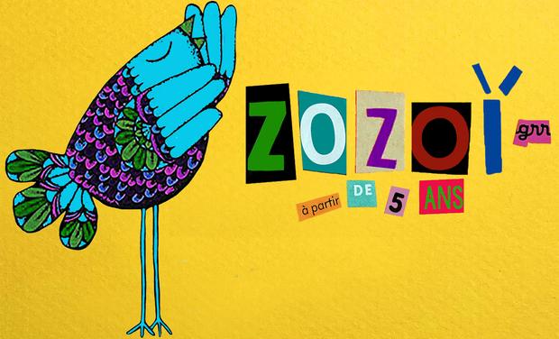 Visueel van project Revue Zozoï GRR