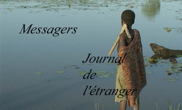 Visuel du projet Messagers: Journal de l'étranger