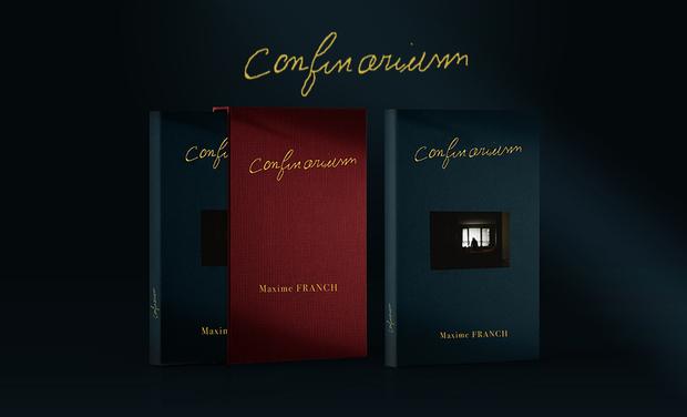 Project visual Confinarium - Le LIVRE