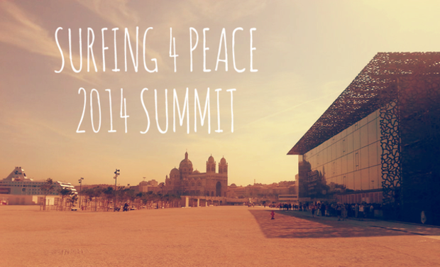 Project visual Surfing 4 Peace 2014 Summit