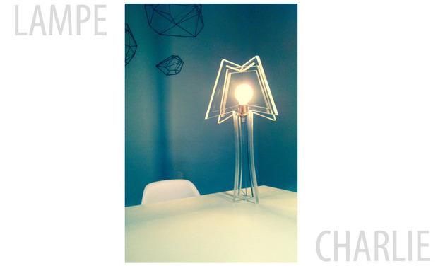 Visuel du projet La Lampe CHARLIE