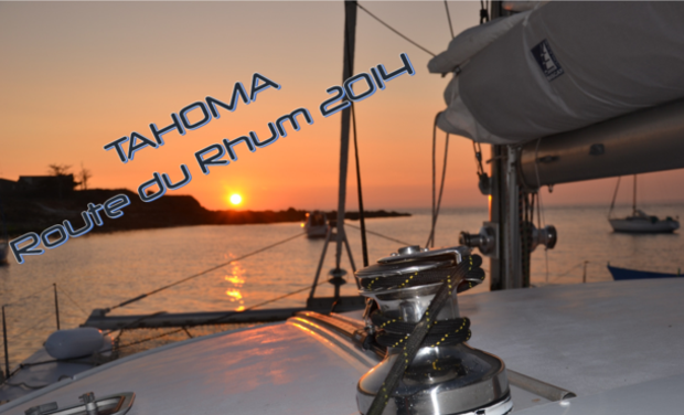 Project visual Tahoma Route du Rhum 2014