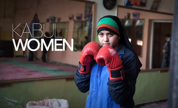Visueel van project KABUL WOMEN