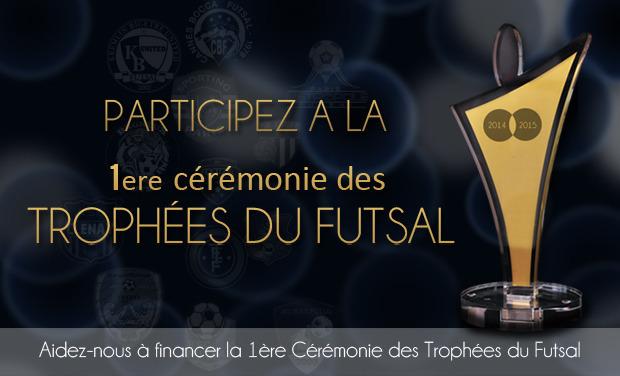 Visueel van project Les trophées du Futsal