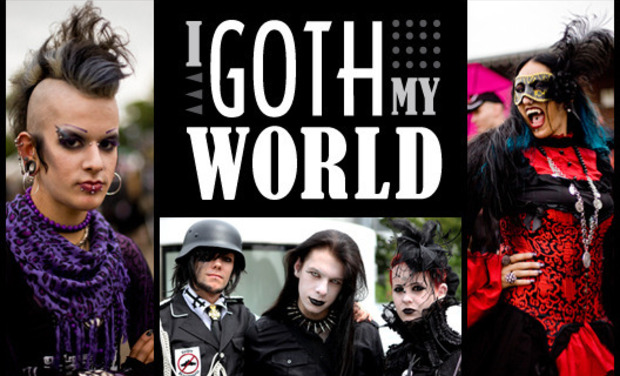 Project visual I Goth My World